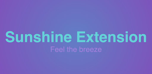 Sunshine Extension 1 1 (Android) - Download APK