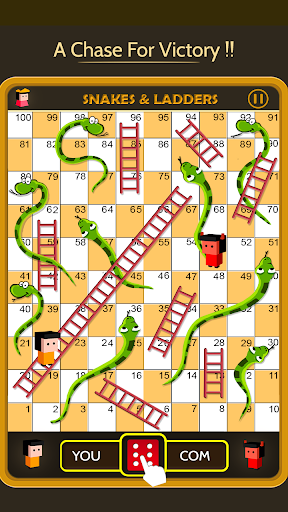 Snakes & Ladders: Online Dice! screenshots apkshin 2