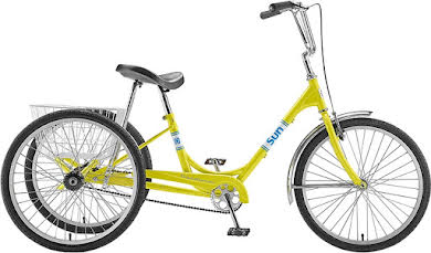 "Sun Bicycles Traditional 24"" Adult Trike alternate image 4"