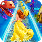 Princess Run -Temple Dragon Escape Android APK Download Free By Professional Gaming Art