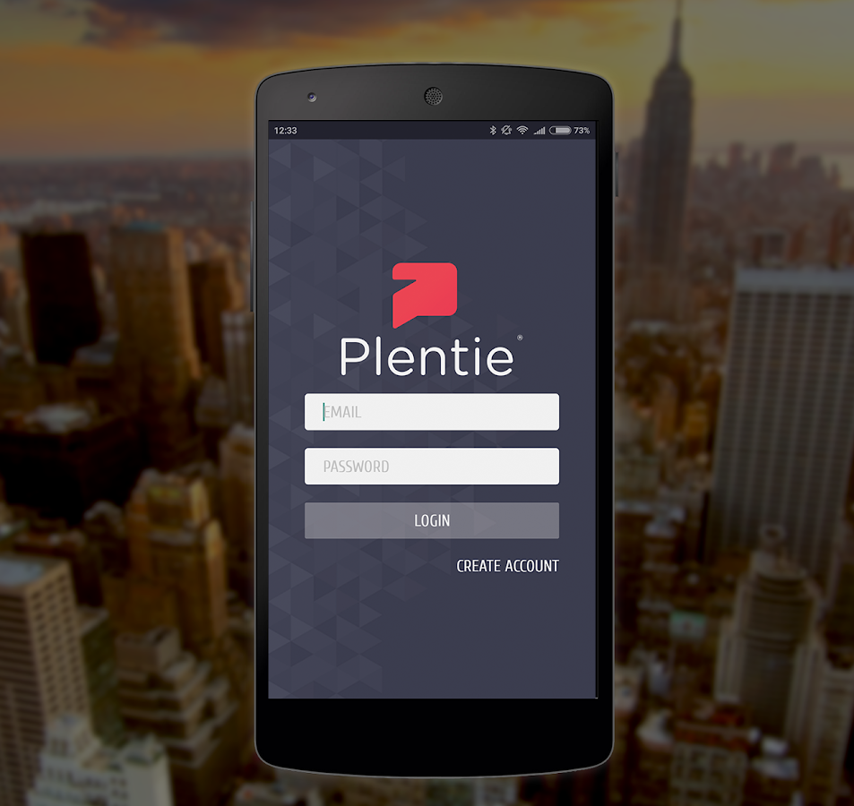 Plentie- screenshot