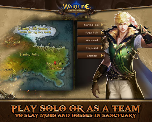Wartune: Hall of Heroes 7.3.1 screenshots 7