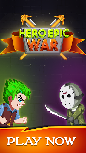 Hero Epic War: Hero rescue screenshots 1