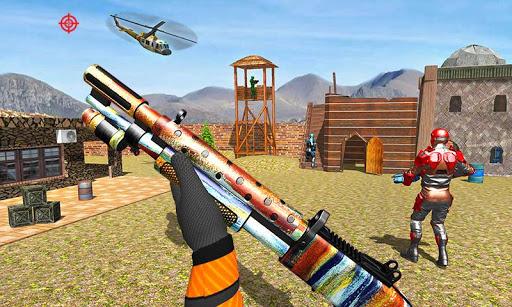 FPS Robot Shooter Strike: Anti-Terrorist Shooting painmod.com screenshots 3