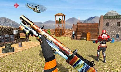 FPS Robot Shooter Strike: Anti-Terrorist Shooting 3