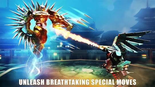Ultimate Robot Fighting App Download For Android and iPhone 4