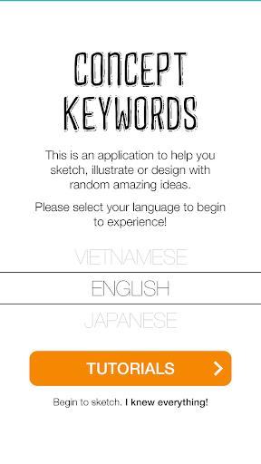 Concept Keywords