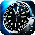 Divers Watch Face for Wear