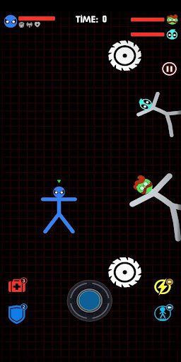 Télécharger Stickman Epic War: Fight or Die mod apk screenshots 2