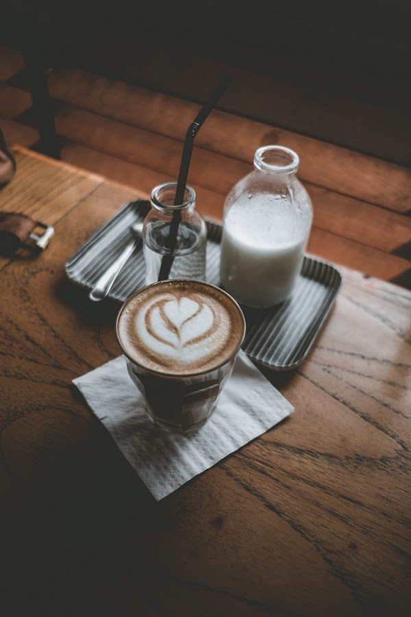 A cup of relax by Nur Saputra - Food & Drink Alcohol & Drinks ( art, latteart, latte )