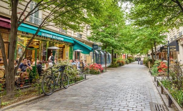 Le Marais – 3rd and 4th Arrondissement