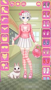 Anime Kawaii Dress Up 3