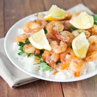 Garlicky Grilled Shrimp Better-Than Red Lobster.