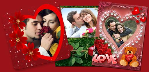 Foto Editor Montagem De Fotos Molduras De Amor Apps No