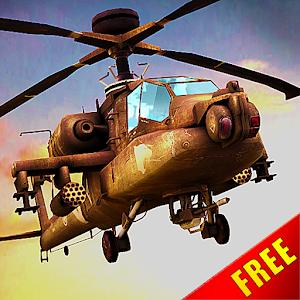 World War Gunship Battle 3D for PC and MAC