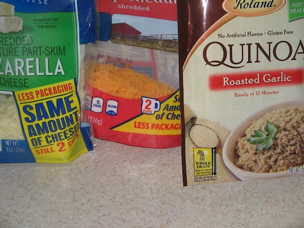 In a large saucepan cook quinoa according to  package directions; set aside. Heat...