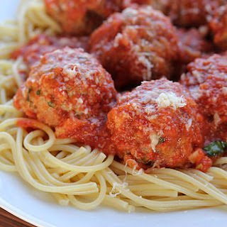Meatballs and Marinara.