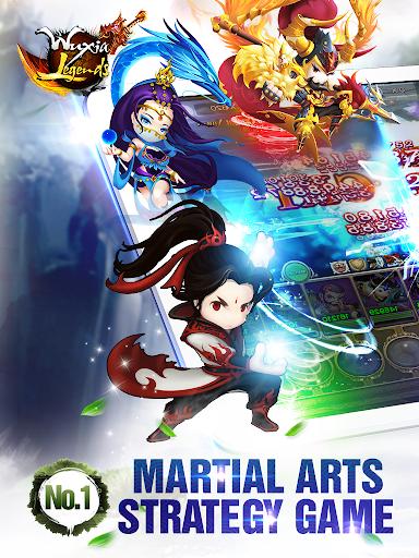 Wuxia Legends - Condor Heroes 1.5.9 screenshots 10