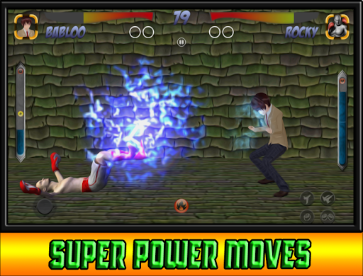 Mortal Deadly Street Fighting Game  screenshots 4