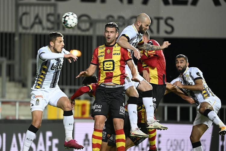 """Le penalty qui coûte deux points à Charleroi: """"Dommage, mais je savais qu'il allait le donner"""""""