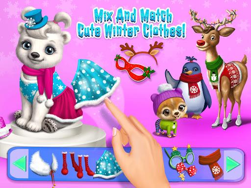 Christmas Animal Hair Salon 2 3.0.30001 screenshots 14