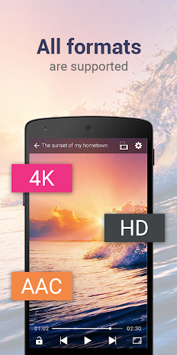 Video Player lite for Android & HD for PC