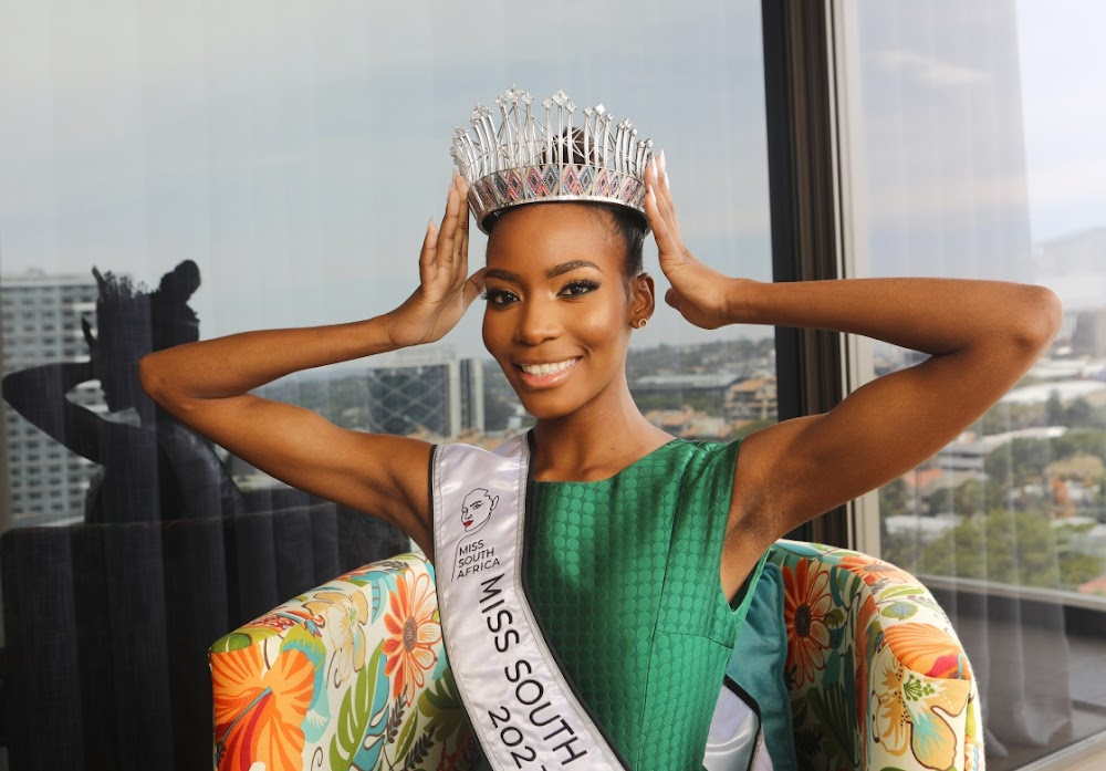 WATCH   Bullied for being different, Miss SA now walks tall — with a crown to boot - TimesLIVE