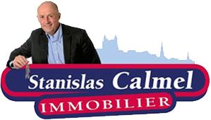 Logo de STANISLAS CALMEL IMMOBILIER