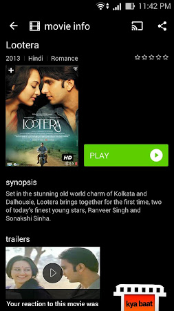 Hungama Play Online Movies App 1.1.3 screenshot 206407
