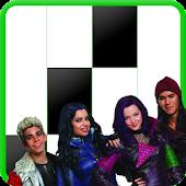 Tải Game Descendants 2 Piano Tiles
