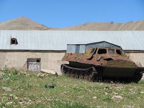 Photo: Armenien, Kara Lich, an der physikalischen Station, Ausgangspunkt zum Aragaz