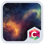 Color Space  Launcher Theme