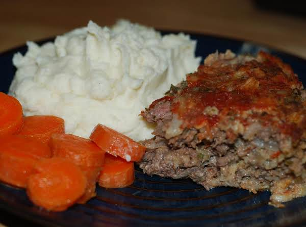Pressure Cooker Meatloaf Dinner Recipe
