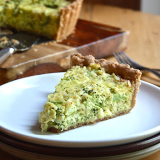 Broccoli Casserole Tart