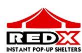Snabbtält RedX
