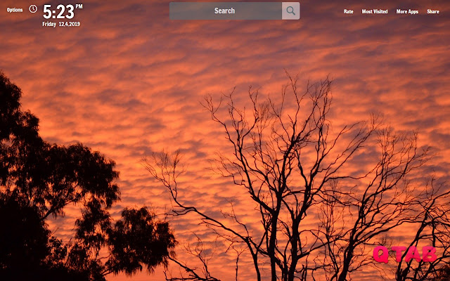 Beautiful Sunset Wallpapers Theme New Tab