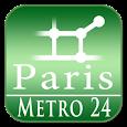 Paris (Metro 24) icon