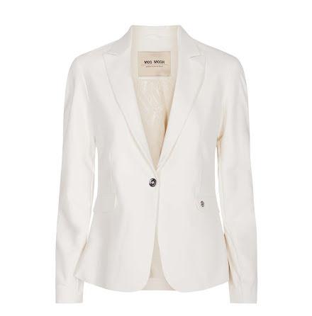 Mos Mosh Blake night blazer off white