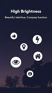 Flashlight - Brightest&Free screenshot 4