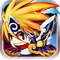 Brave Heroes Frontier Endless Idle RPG Clicker icon
