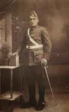 Photo: Militar. Proveedor: Ángel Fradejas. Año: 1942.