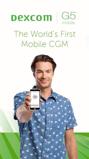 Dexcom G5 Mobile mg/dL DXCM1 Apk apps 5