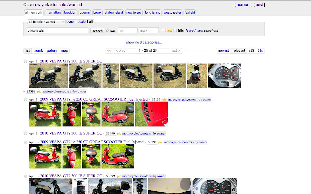 Craigslist Inline Image Preview