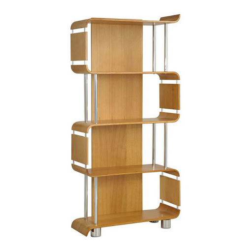 Jual Curve Oak BS201 Bookshelf