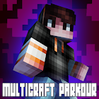 MultiCraft Parkour Adventure Crafting Story icon