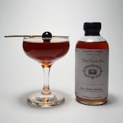 Rye & Pandan Manhattan, 8oz bottled cocktail (22.0% ABV)