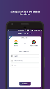 Cricket Line Guru : Fast Live Line App Download For Android and iPhone 7