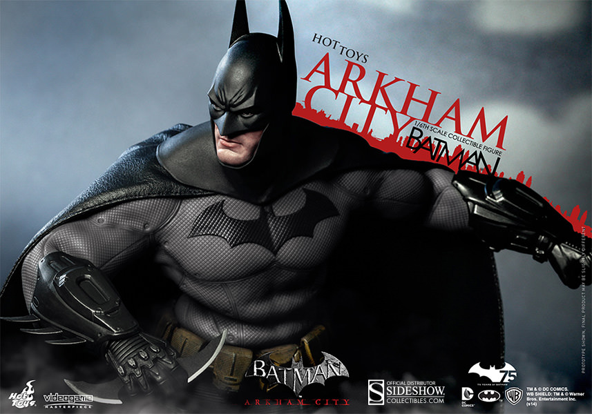 Bat Man (Arkham City)