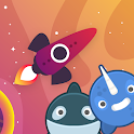 Match 3 Space Safari - Free Match 3 Game icon