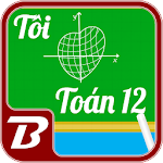Toan lop 12 Icon